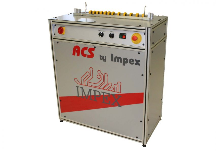 Impex ACS Cleaning charged up statisch geladen