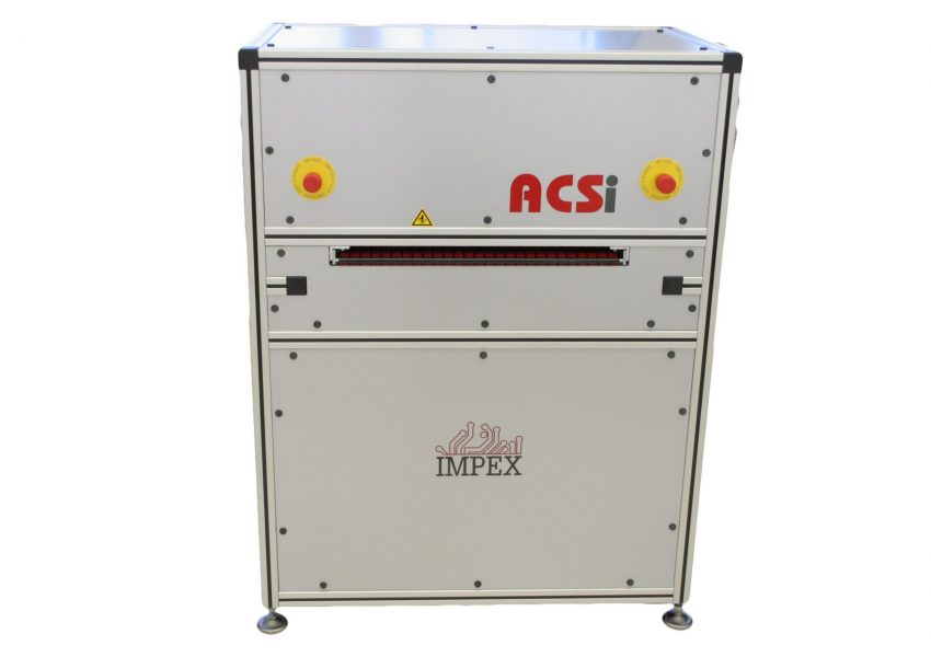 Impex ACSi Cleaning charged up statisch geladen