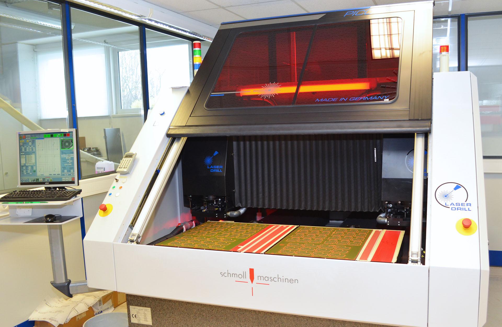 Pico Drill Laser Service